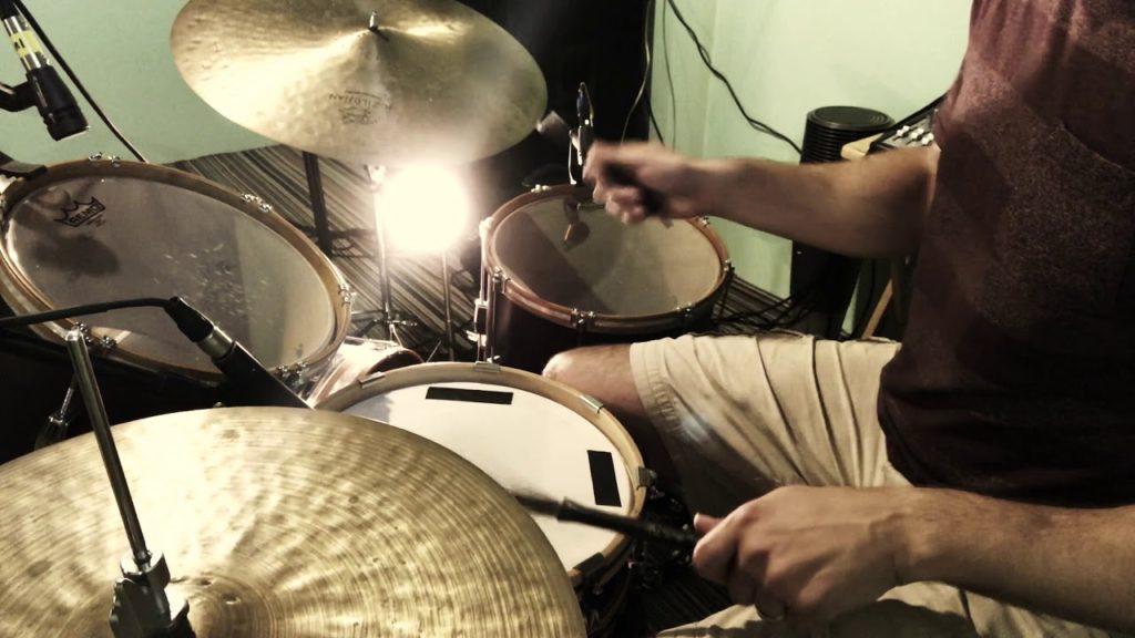 Steve Vorass On Drums