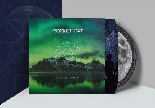 Rocket Cat Little Lights CD