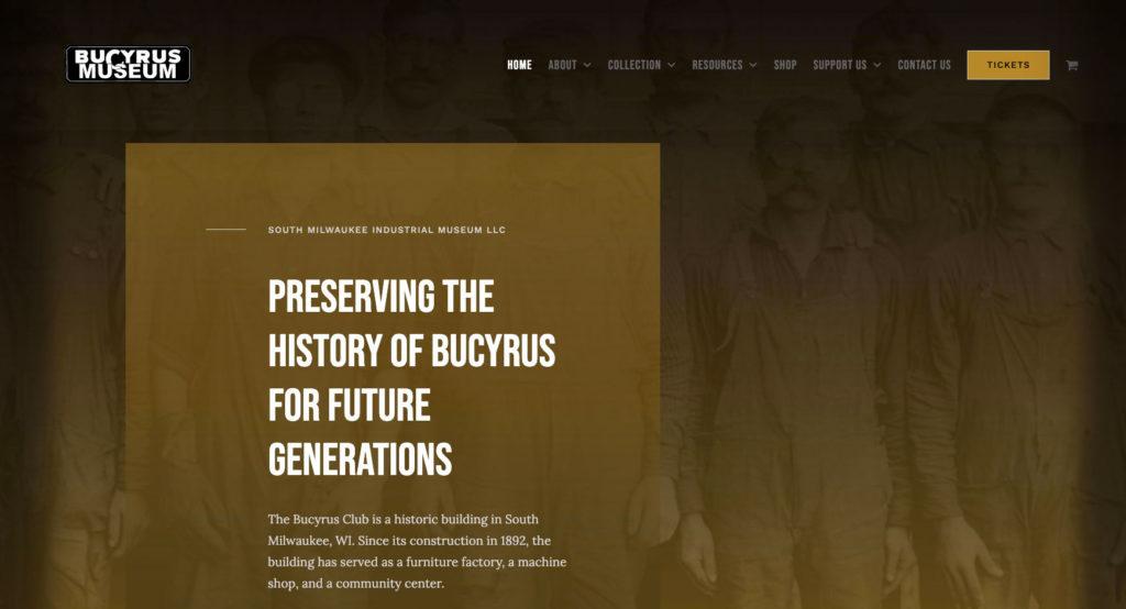 bucyrus museum